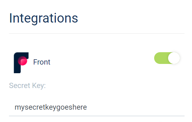 HelpCenter.io Front Integration